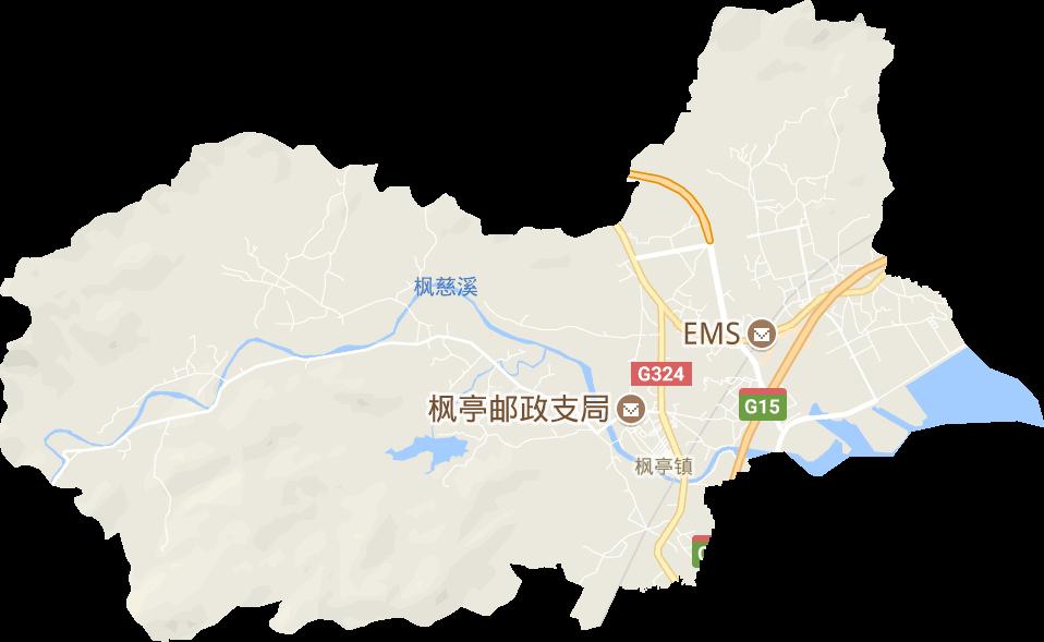 枫亭镇_枫亭镇高清地形地图,枫亭镇高清谷歌地形地图