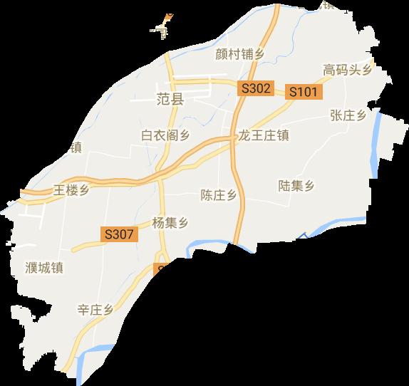 范县高清卫星地图,范县高清谷歌卫星地图