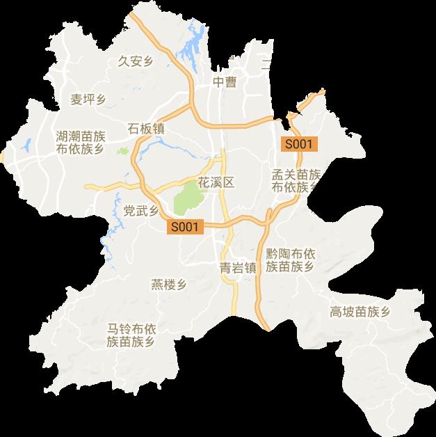 首页 中国 贵州省 贵阳市 花溪区  花溪区行政区域简介图片