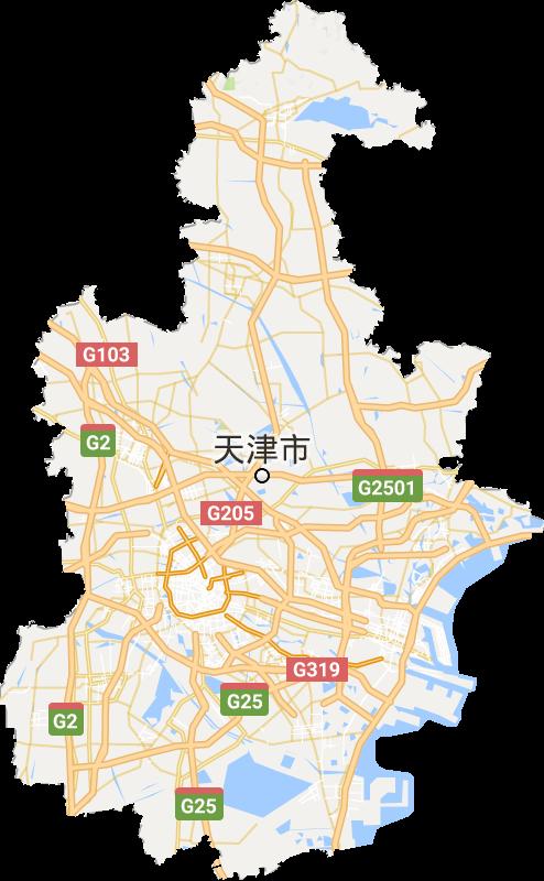 天津开发区地图_天津市高清电子地图,天津市高清谷歌电子地图