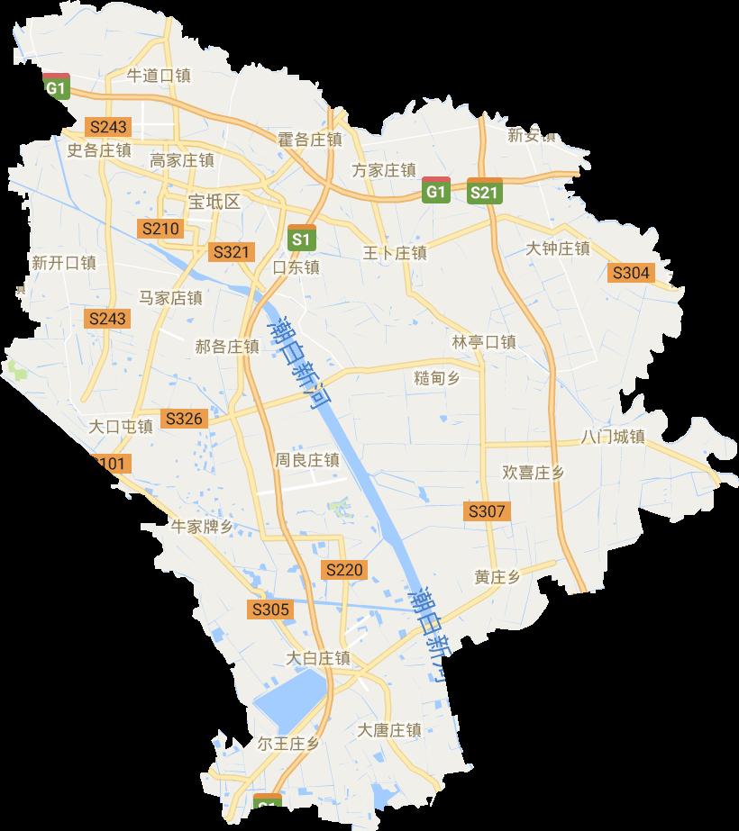天津宝坻区_宝坻区高清电子地图,宝坻区高清谷歌电子地图