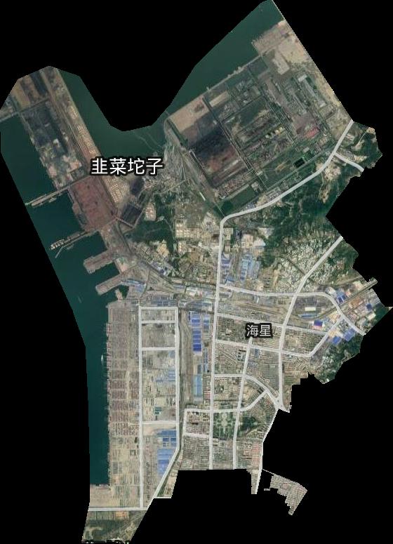 熊岳镇_熊岳镇高清卫星地图,熊岳镇高清谷歌卫星地图