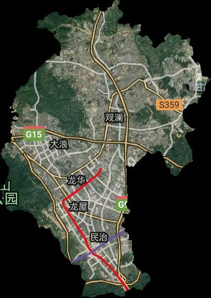 甘肃省行政地图_深圳市高清卫星地图,深圳市高清谷歌卫星地图