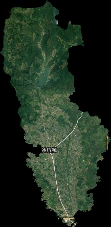 冷坑镇人口_广东肇庆怀集县第一大镇,人口近20万,是全国重点镇