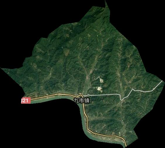 九市镇行政区域简介