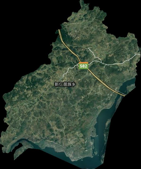 地处东风湖上游北岸,东与大关镇接壤;南隔东风湖与织金县,清镇县相望图片
