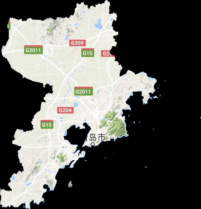 青岛黄岛地图_青岛市高清卫星地图,青岛市高清谷歌卫星地图