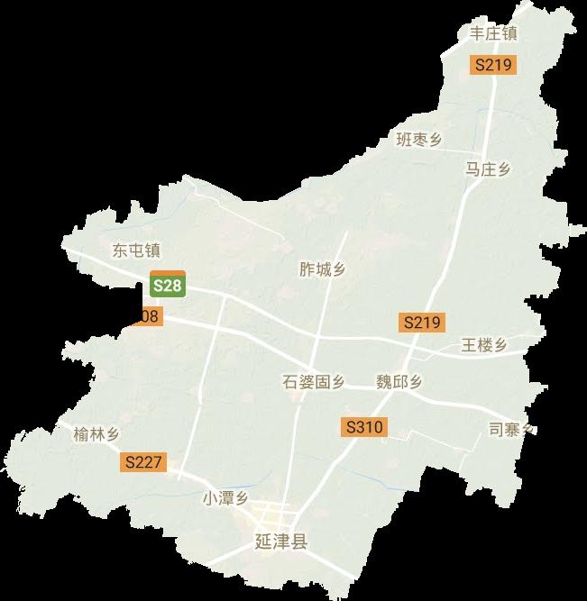 延津县高清卫星地图,延津县高清谷歌卫星地图