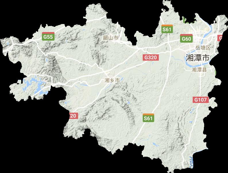 湖南怀化行政地图_湖南省高清地形地图,湖南省高清谷歌地形地图