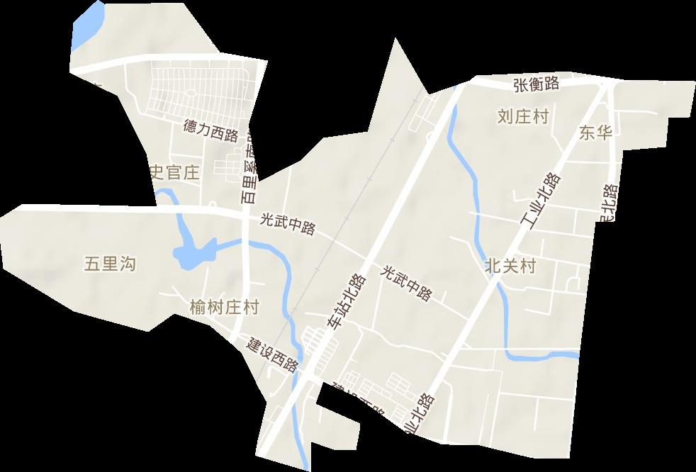 位于河南省南阳市中心城区西北部的城乡结合部,东至人民路宛城区地界图片