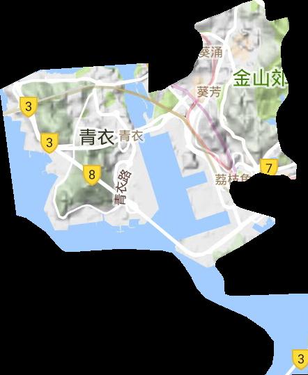 香港黄大仙区地图_香港特别行政区高清地形地图,香港特别行政区高清谷歌地形地图