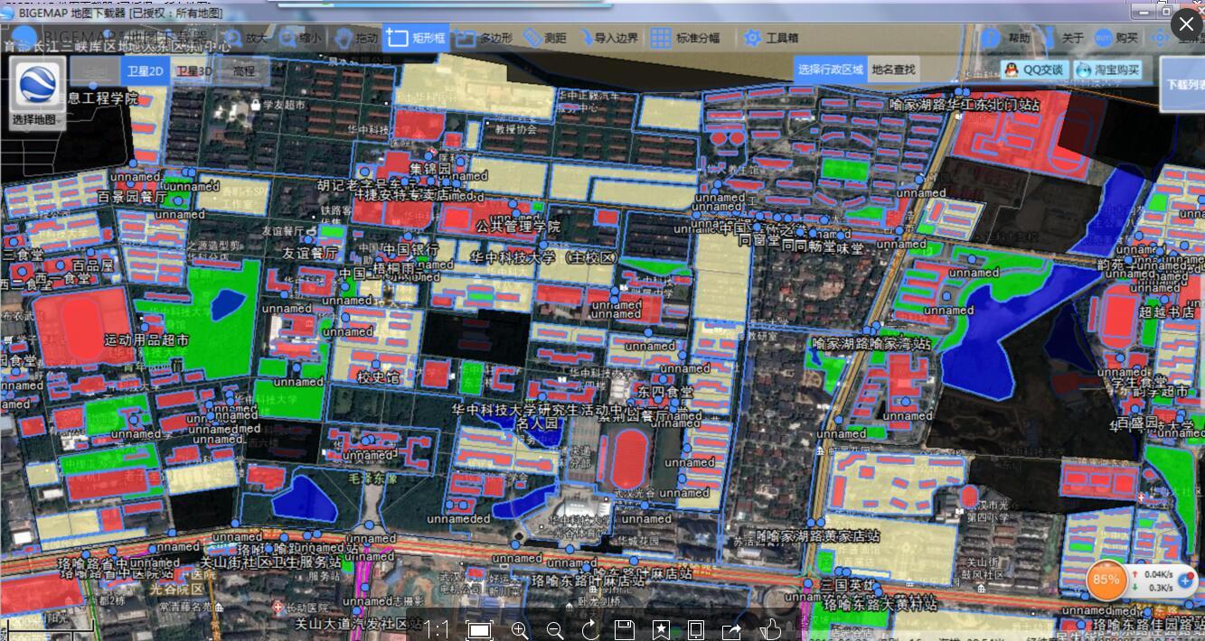 cad图如何导入3d_如何制作专题地图(设计、规划、测绘制作图斑)标绘使用详解 ...