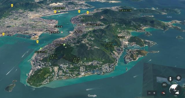 Google Earth 新版使用体验,支持Chrome Web版